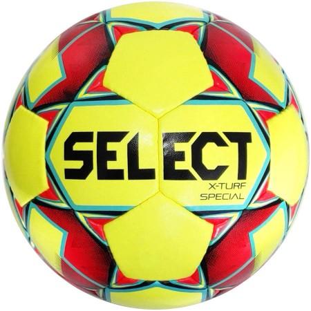 Футбольный мяч Select X-Turf SPECIAL размер 4 желтый