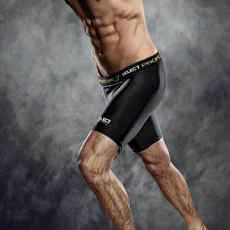 Термошорты Select Thermal trousers 6402