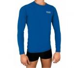 Компрессионная футболка 6901 Select Compression t-shirt L/S 569020 синяя