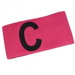 Капитанская повязка Select CAPTAIN'S BAND 697780 розовая