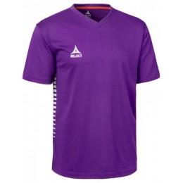 Футболка SELECT MEXICO SHIRT 621002 фиолетовая