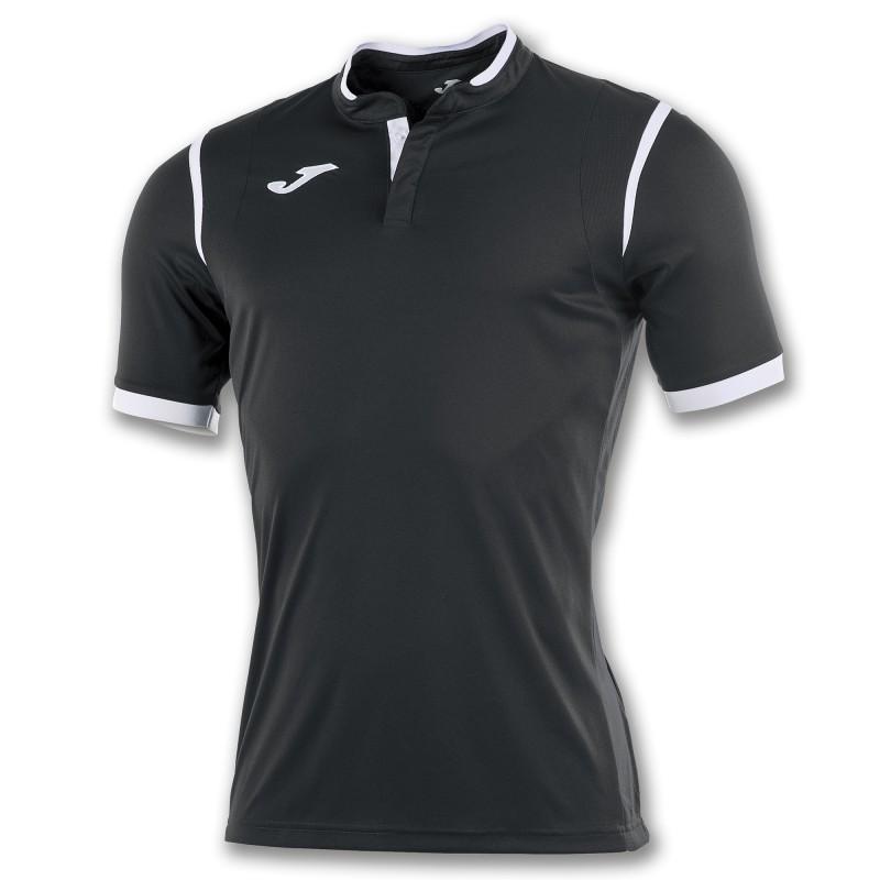 Акция ! Сток комплект футбольной формы Joma TOLETUM 100653.100 черная (футболка+шорты+гетры)