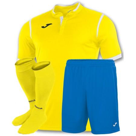Акция ! Сток комплект футбольной формы Joma TOLETUM 100653.900(футболка+шорты+гетры)