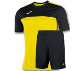 Акция! Хит! Футбольная форма Joma WINNER 100946.901-2(футболка+шорты) желто-черный