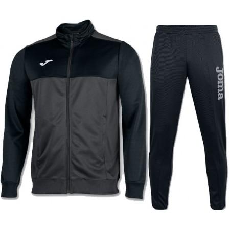 Спортивный костюм серый Joma WINNER 101008.151+штаны 8011.12.10 серый