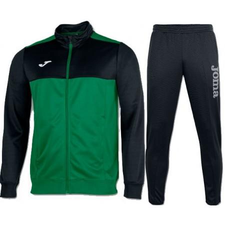 Спортивный костюм Joma WINNER 101008.401+штаны 8011.12.10 зеленый