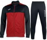 Спортивный костюм Joma WINNER 101008.603+штаны 8011.12.10 красный