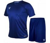 Комплект футбольной формы Swift VITTORIA(футболка+шорты) синий