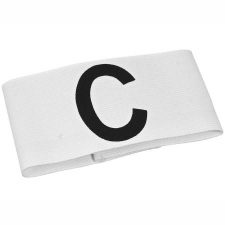 Капитанская повязка Select CAPTAIN'S BAND белая