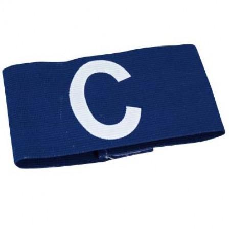 Капитанская повязка Select CAPTAIN'S BAND синяя