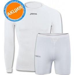 Акция! Комплект термобелья Joma Brama футболка и велосипедки 3480.55.101+933.100