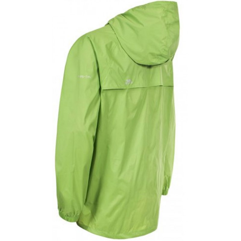 Ветровка Trespass Qikpac Adults Waterproof Packaway Jacket LEAF