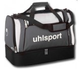 Сумка Uhlsport Classic Training 55 L Player's Bag 1004223 grey/black