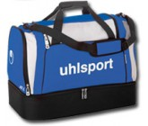 Сумка Uhlsport Classic Training 55 L Player's Bag 1004223 blue/white