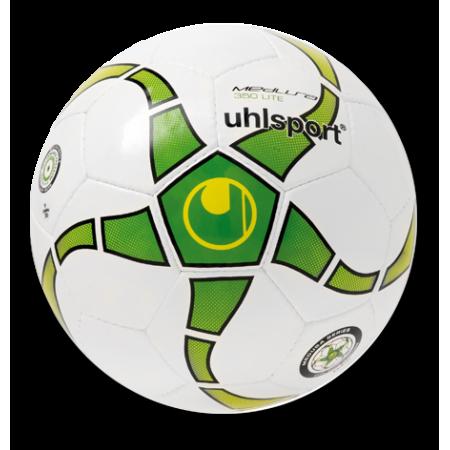 Футзальный мяч Uhlsport Medusa 350 ANTEO LITE 100152701 бело-зеленый