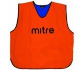 Манишки Mitre двухсторонняя оранжево-синяя