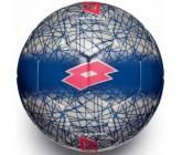 Футбольный мяч Lotto BALL FB900 LZG 5 (S4094) WHITE/RED FLUO размер 5