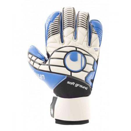 Вратарские перчатки Uhlsport ELIMINATOR SOFT RF COMP 100017501
