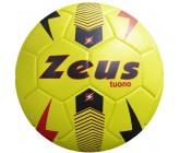 Футбольный мяч Zeus PALLONE TUONO, размер 4 GIALLOFLUO/BLU