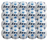 Футбольный мячи оптом Zeus PALLONE TUONO PRO, размер 5 -20 шт