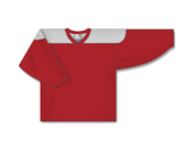 Хоккейный игровой свитер АРТ H684