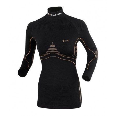 Женское термобелье Energy Accumulator Lady Shirt Long Sleeves Turtle Neck I20097
