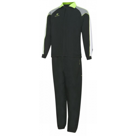 Спортивный костюм Kelme Elite black lime