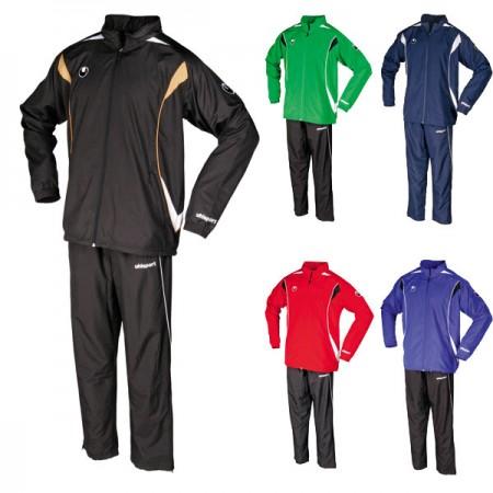 Спортивный костюм Uhlsport INFINITY Woven jaket+pant Jacket royal/white
