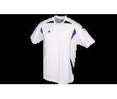 Футбольная форма Uhlsport Progressiv, гетры Classic (ЦВЕТ: БЕЛО-СИНИЙ)