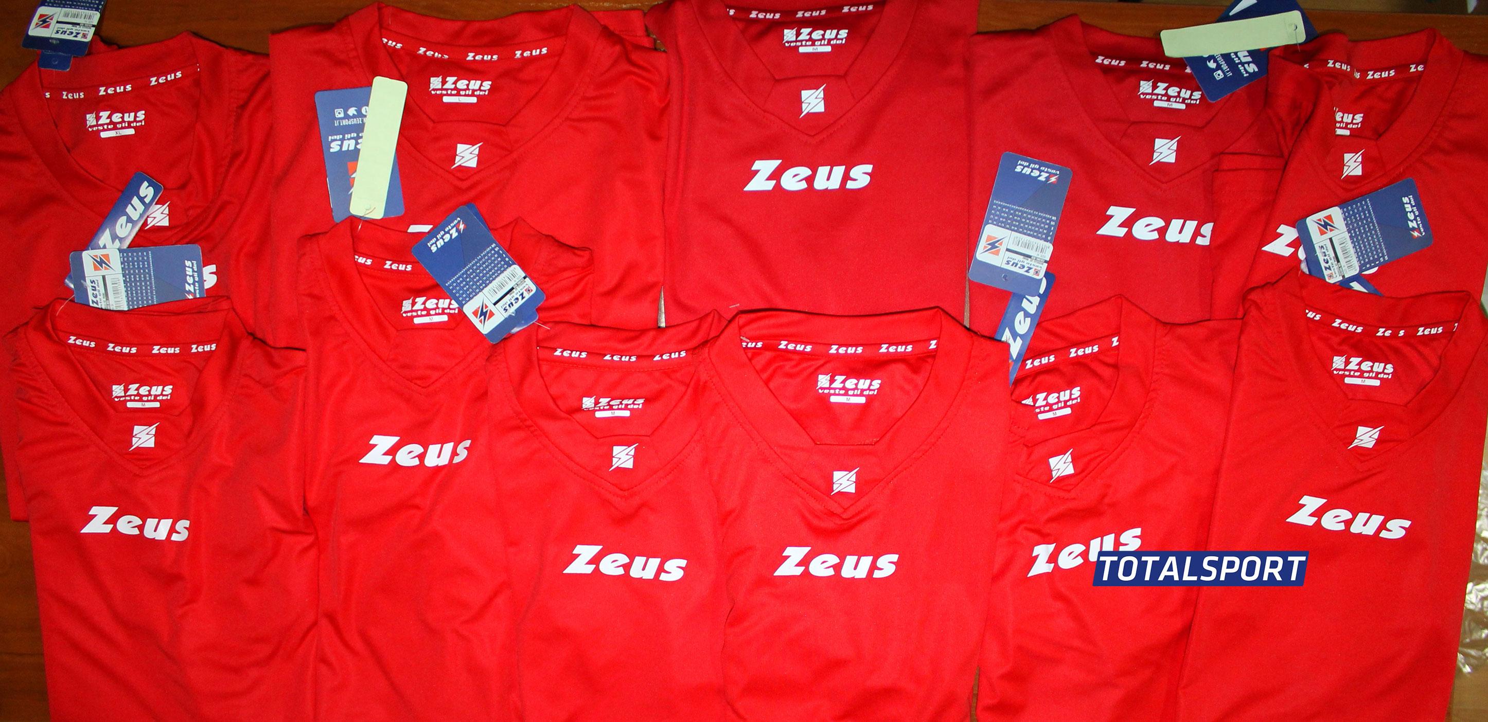 форма для команд Zeus Kit Promo