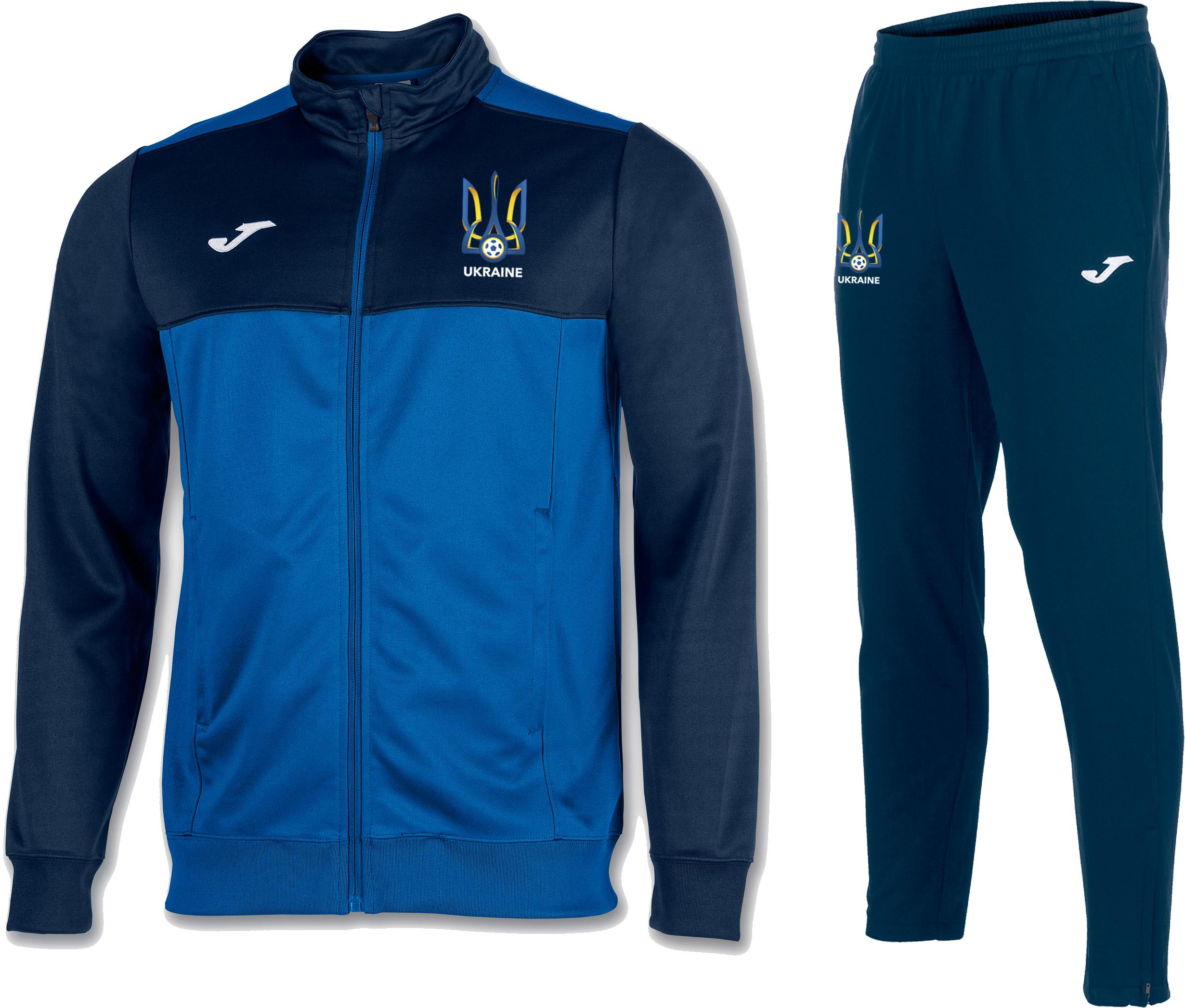 Спортивный костюм Joma сборной Украины