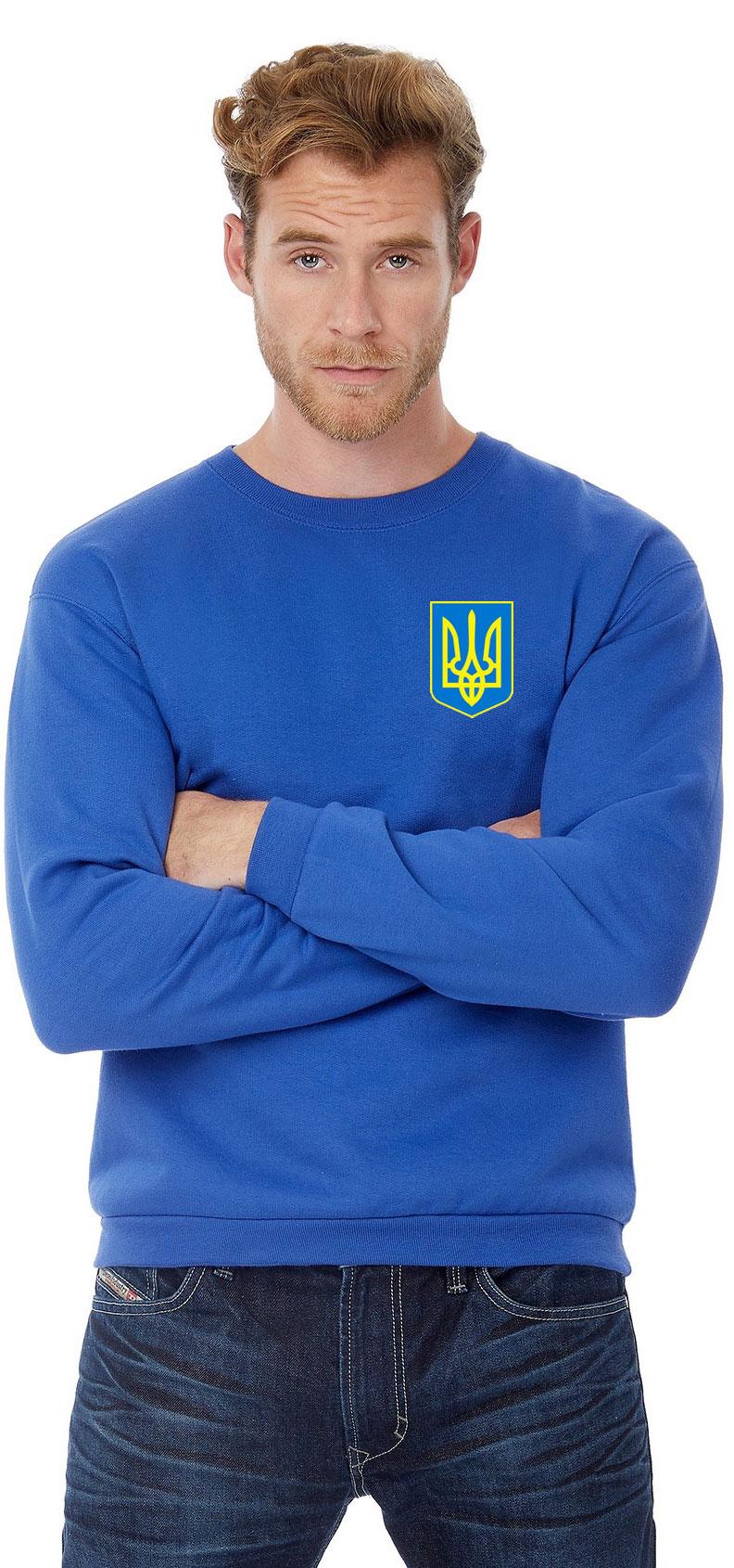 реглан з гербом України