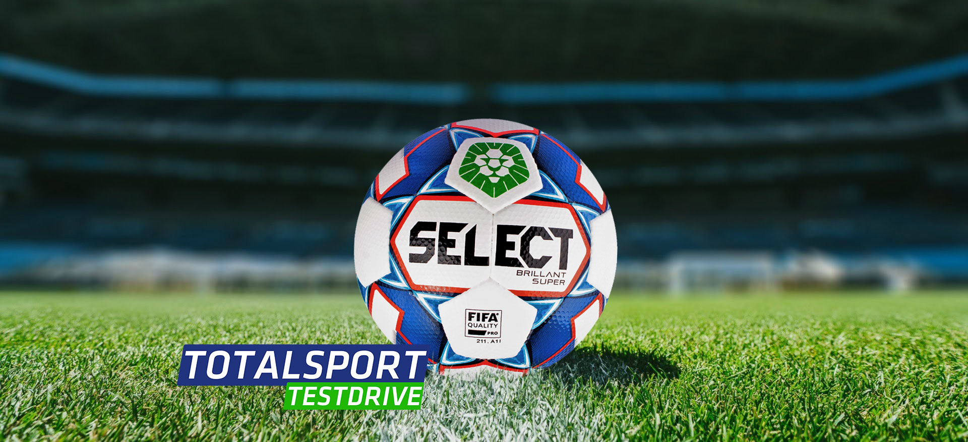 Select Brillant Super FIFA PFL белый