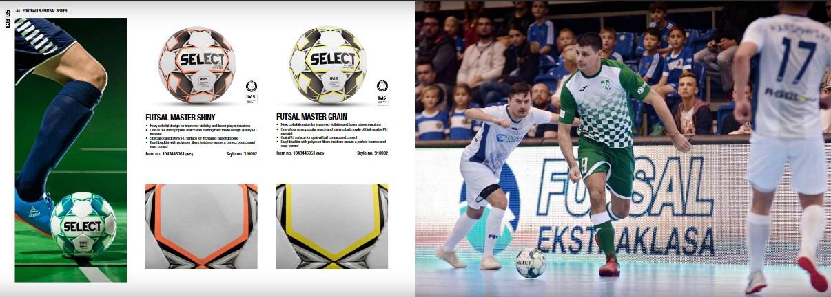 Select Futsal Master фото из каталога Select