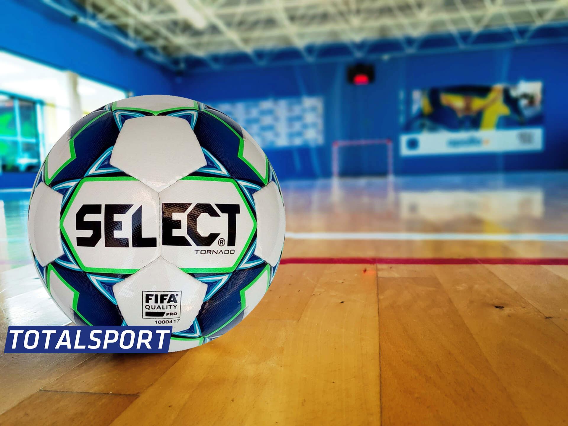 Select Futsal Tornado FIFA белый купить