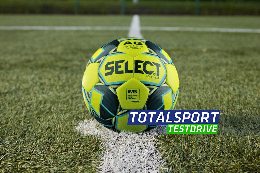 Select X-TURF мяч