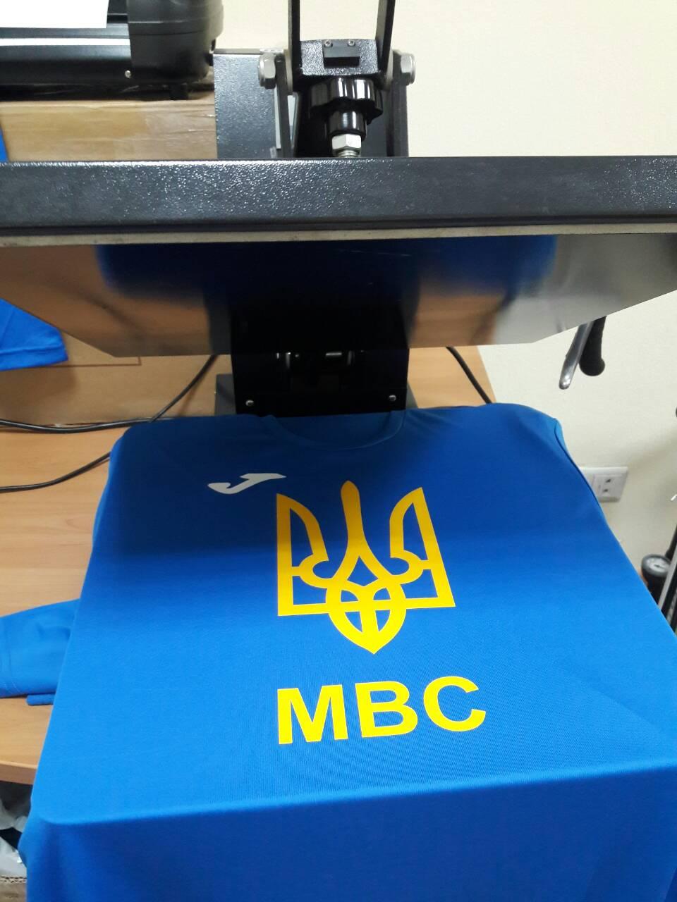 футбольная форма с лого Украина