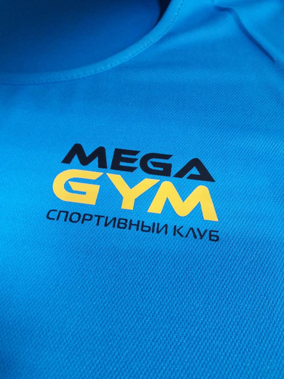 манишка с логотипом печать