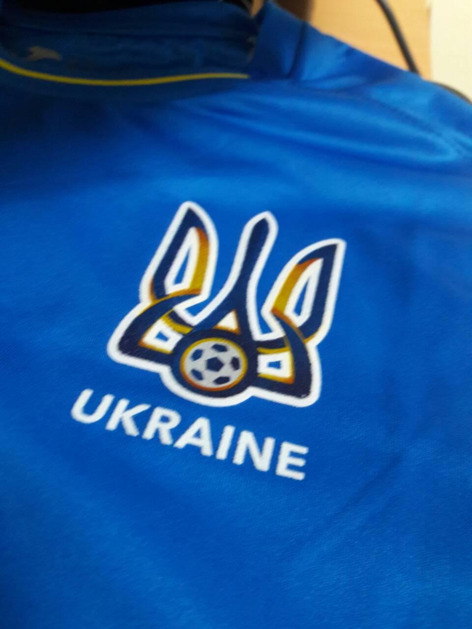 герб Украина печать