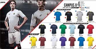 Футбольная форма Joma CAMPUS II
