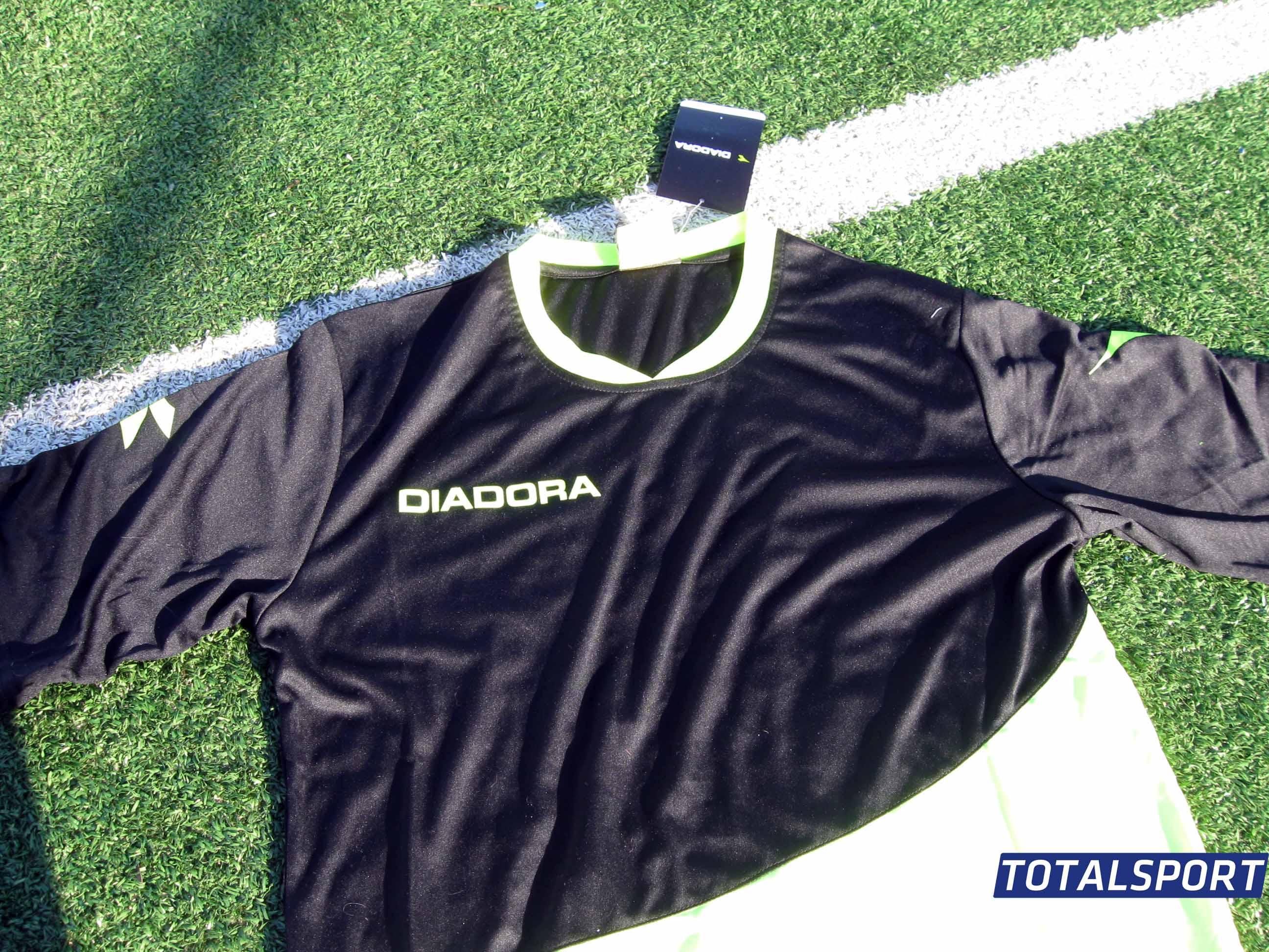 Футбольная форма Diadora L.A.logo