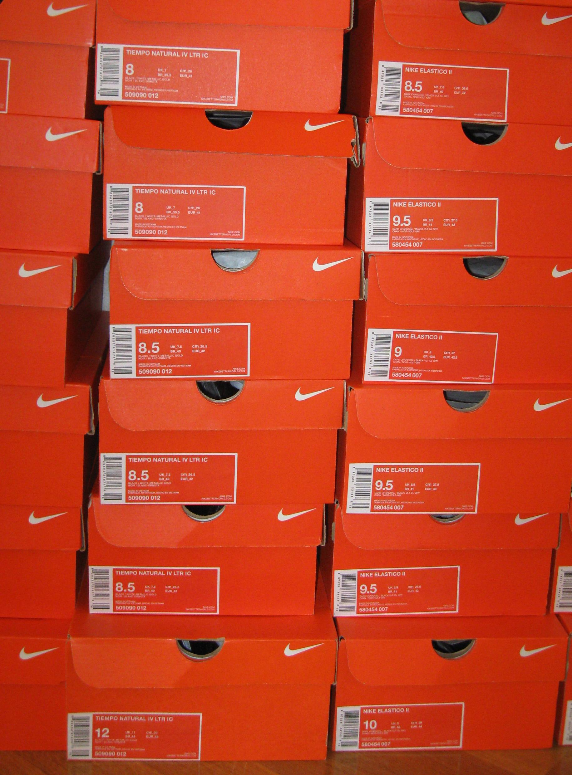 опт обувь Nike