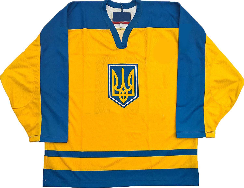 свитер сборной Украины