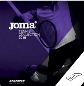 Каталог Joma Tennis 2016