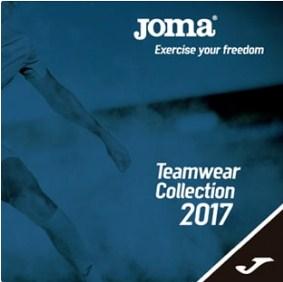 Каталог Joma Teamwear 2017