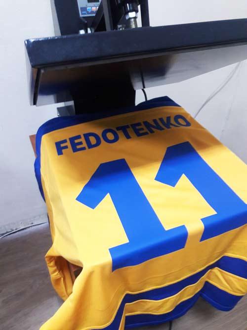 Хоккейка Fedotenko