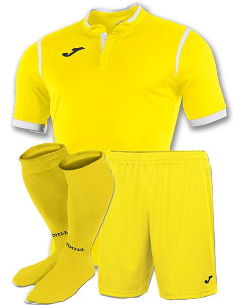 форма Joma Toletum желтая