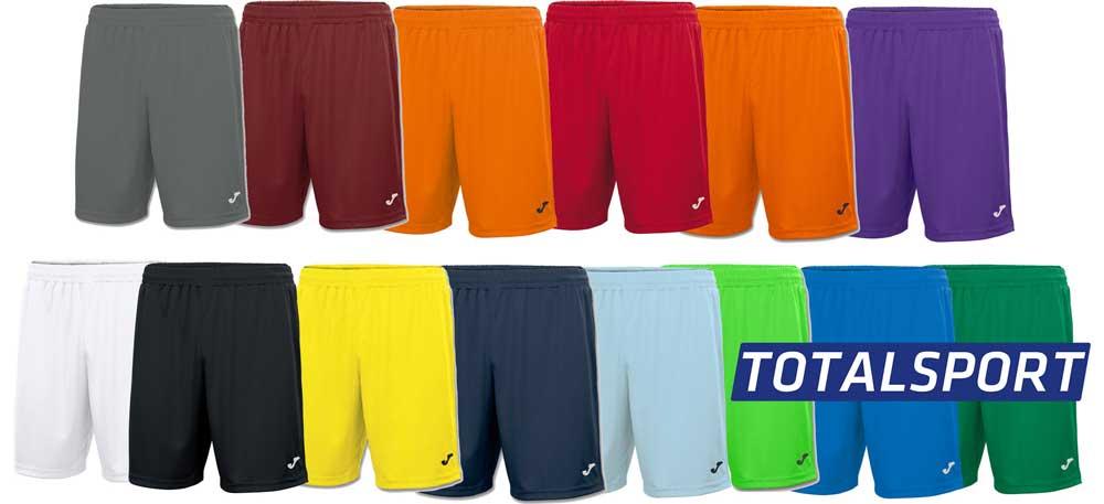 футбольные шорты Joma Nobel