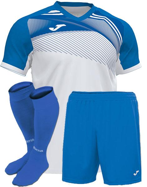 Футбольная форма Joma SUPERNOVA II белая