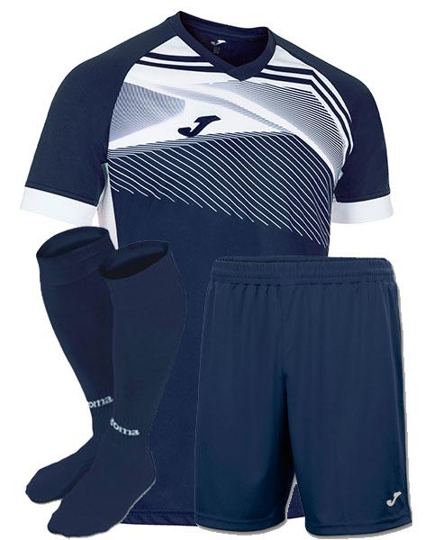 Футбольная форма Joma SUPERNOVA II т синяя